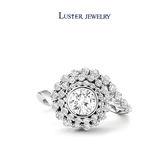 鑽石戒指 LUSTER JEWELRY - DEBORAH18K鑽戒