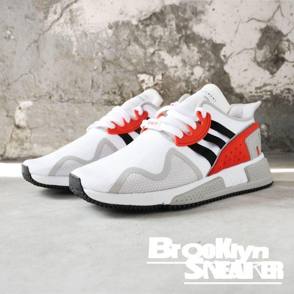 ADIDAS EQT Cushion BASK ADV 白橘 休閒鞋 男 (布魯克林)  BB7180 | 休閒鞋 |