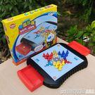 奇棋樂中國跳棋兒童益智游戲棋類跳棋男孩小學生磁力抽屜跳棋玩具 印象家品
