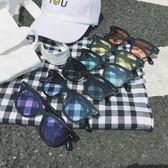 全館79折-太陽眼睛男款墨鏡潮流彩色眼鏡片