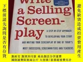 二手書博民逛書店How罕見to Write a Selling Screen–playY367679