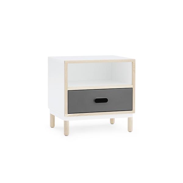 丹麥 Normann Copenhagen Kabino Bedside Table 卡賓諾 床頭櫃 雙層收納
