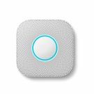 Google Nest Protect 煙霧報警器 S3000BWES 煙霧探測器 一氧化碳探測器 電池供電 [2美國直購]