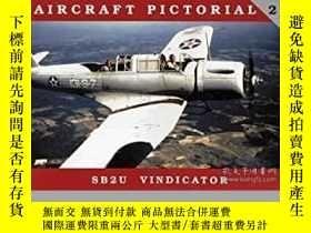 二手書博民逛書店SB2U罕見Vindicator (damaged)-SB2U維護器(損壞)Y414958 出版2020