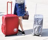 行李箱保護套拉桿箱套加厚耐磨防水26牛津布2220吋24吋28 GY303『寶貝兒童裝』