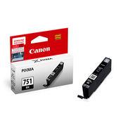 CANON CLI-751BK 原廠相片黑色墨水匣 CLI-751 BK 適用 iP7270/iX6770