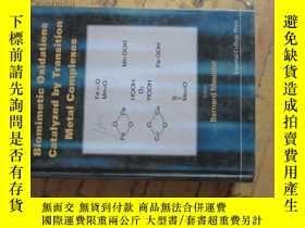 二手書博民逛書店c0010精裝biomimetic罕見oxidations ca