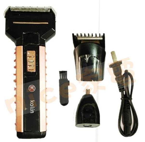 【歌林kolin】多功能理髮器(三合一)KSH-EH953可理髮、當刮鬍刀、鼻毛剪《刷卡分期+免運》