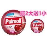 買2大50g送1小盒20g~德國 Pulmoll 寶潤喉糖 ~ 櫻桃薄荷 50g(無糖)