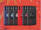 88柑仔店~iphone X隱形磁吸指環支架TPU防摔套 蘋果6 7 8plus全包旋轉軟殼iphone 5/5S/SE