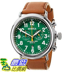 [106美國直購] Shinola Runwell Stainless Steel Men s Watch 男士手錶