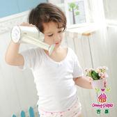 【anny pepe】女童美國純棉短袖 (白) 100~160CM