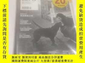 二手書博民逛書店Lens視覺罕見2012年9月 (封面:憂傷長滿青草的平原,在迷