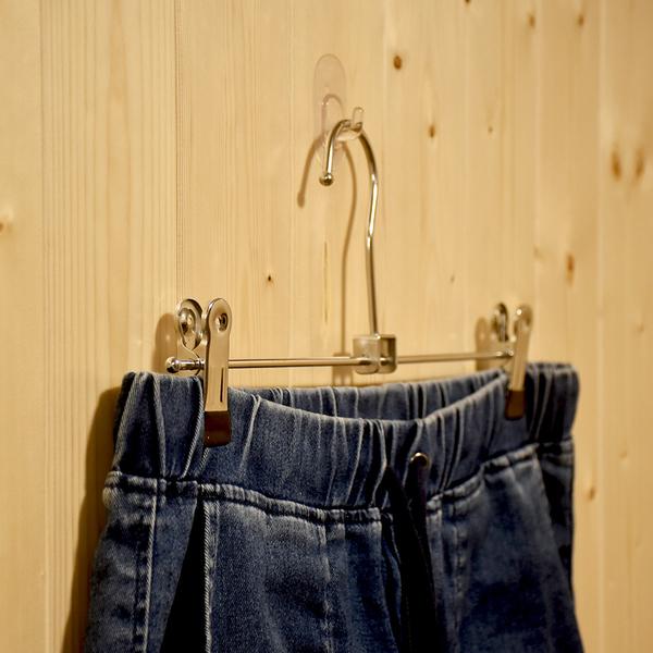 304不鏽鋼 裙褲架 褲裙夾 衣夾 台灣製造