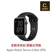 Apple Watch S6 Nike GPS (44mm/GPS) 鋁金屬錶殼搭配運動型錶帶【吉盈數位商城】