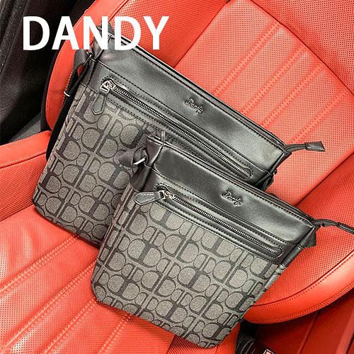 DANDY 滿版花紋型男側背包 NO:S9219 (大款)