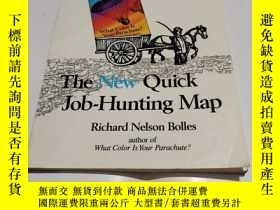 二手書博民逛書店THE罕見NEW QUICK JOB HUNTING MAPY9212