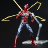 漫威復仇者聯盟4蜘蛛俠手辦人偶鋼鐵俠黑豹驚奇美國隊長盾牌模型復仇者 教主雜物間