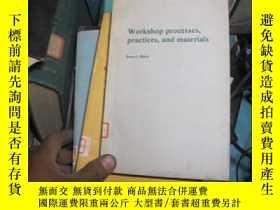 二手書博民逛書店7810罕見workshop processes practic
