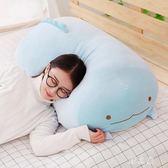 大號角落生物公仔毛絨可愛墻角生物長條抱枕軟抱著睡覺的玩偶韓國90cm KV395 【野之旅】