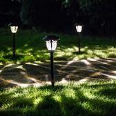 太陽能草坪燈別墅插地庭院燈花園家用防水戶外燈公園led路燈igo 伊衫風尚