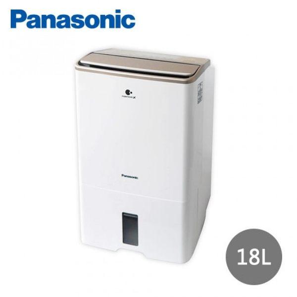 【Panasonic國際牌】18公升ECONAVI空氣清淨除濕機 F-Y36EX (不參與原廠活動贈品)