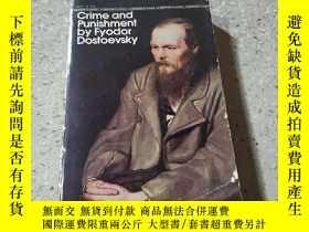 二手書博民逛書店Crime罕見and punishment by Fyodor