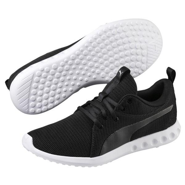 Puma Carson 2 男 黑 慢跑鞋 運動鞋 學生鞋 透氣 彈性 休閒 緩震 19108201
