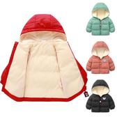 2019新款兒童棉衣男女寶寶加絨加厚棉服嬰兒棉襖外套短款