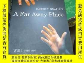 二手書博民逛書店《A罕見Far Away Place HARRIET GAHAM