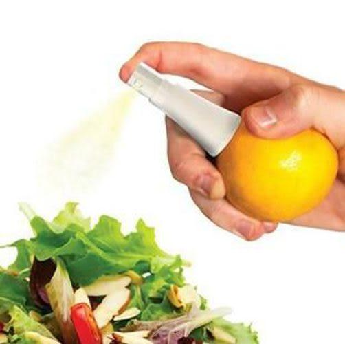 Qmishop 手動檸檬水果噴霧器 榨汁器 迷你果汁噴霧器【QJ2147】