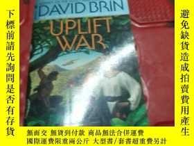 二手書博民逛書店THE罕見UPLIFT WARY452422 David Brin 不祥 出版1987