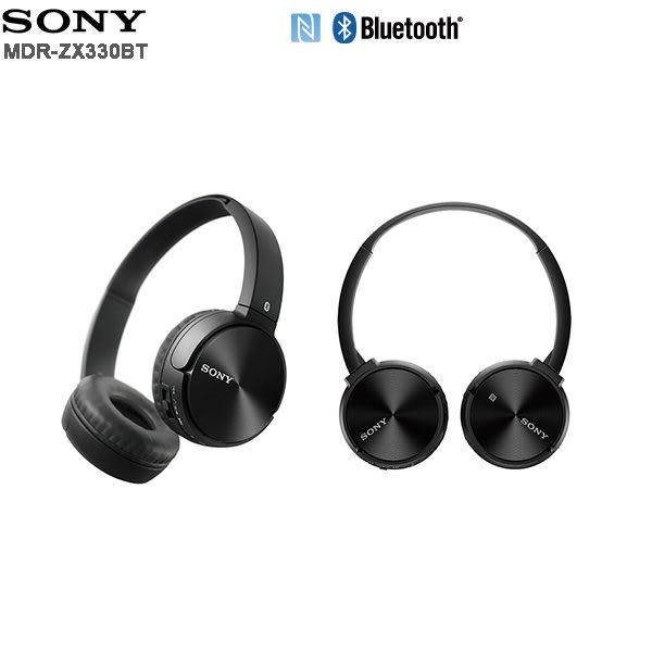 SONY MDR-ZX330BT (贈收納袋) 無線藍牙 耳罩式耳機.公司貨一年保固