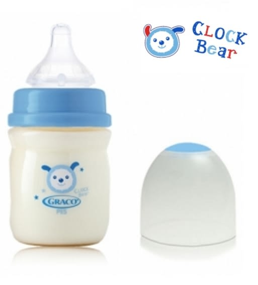 GRACO 寬口徑PES手感奶瓶 150ml (38506)