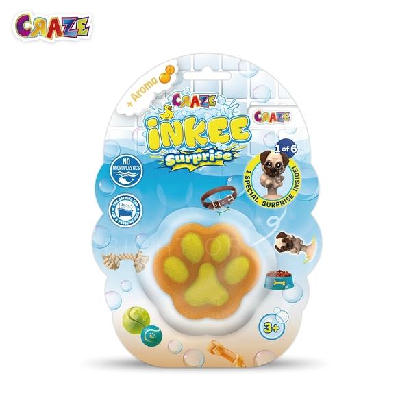德國CRAZE驚奇泡泡球-小狗(香橙芬芳)