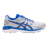 Asics GT-2000 7 LS [1011A203-020] 男鞋 運動 慢跑 健走 休閒 緩衝 輕量 亞瑟士 白