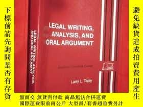 二手書博民逛書店Legal罕見Writing, Analysis, and Or
