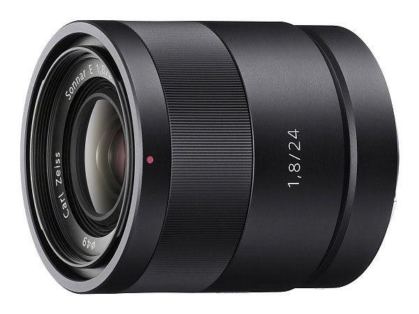 *兆華國際* Sony Zeiss 24mm F1.8 ZA NEX專用 新力公司貨 三期零利率含稅免運費