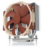 【超人百貨M】Noctua NH-U14S TR4-SP3 多導管靜音散熱器-TR4-SP3平台專用【加贈風扇+散熱膏】