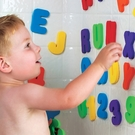 Munchkin 字母數字洗澡玩具學習組 3y+