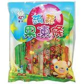 優兒 蒟蒻果凍條(綜合口味) 350g