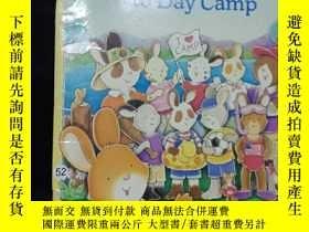 二手書博民逛書店Emily罕見goes to day camp. Y12498