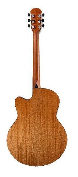 【金聲樂器廣場】全新 Tanger TJ-56C / TJ 56C 全單板 民謠吉他 有琴箱