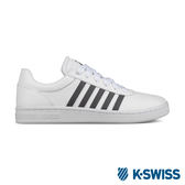 K-Swiss Cout Cheswick S休閒運動鞋-男-白/灰