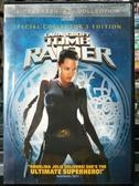 挖寶二手片-C32-正版DVD-電影【古墓奇兵1】-安潔莉娜裘莉(直購價) 海報是影印