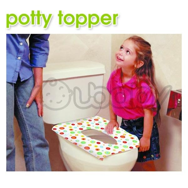 美國 Neat Solutions Table Topper拋棄式馬桶墊10入