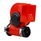 蝸牛摩托車喇叭改裝超響汽車12v氣喇叭高音警示 鳴笛電動踏板喇叭