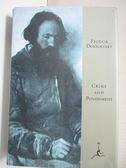 【書寶二手書T1/原文小說_IJ3】Crime and Punishment_Dostoyevsky, Fyodor