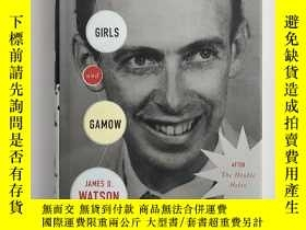 二手書博民逛書店GENES罕見GIRLS AND GAMOVY242509 JA