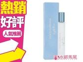 DOLCE & GABBANA D&G 淺藍女性淡香水 滾珠筆 7.4ml◐香水綁馬尾◐
